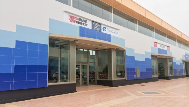 Oficina Centra de La Manga Rent a Car