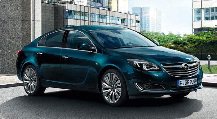 New In 2015 Opel Insignia La Manga Rent A Car